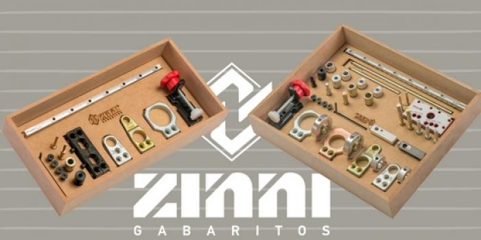 Zinni Inova e Lança Nova Linha de Gabaritos