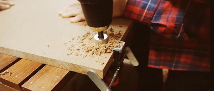 Aprenda a usar os gabaritos de furação