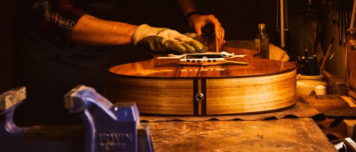 O ofício do Luthier
