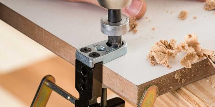 Montando Móveis com o Gabarito Minifix – Zinni